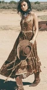 Spell and the gypsy collective saphari dress XS UT